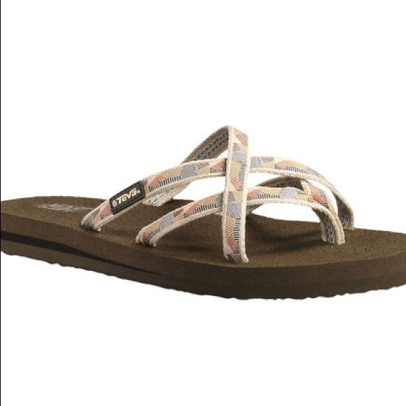81b9fbcfb870 TEVA Olowahu mush flip flop sandals